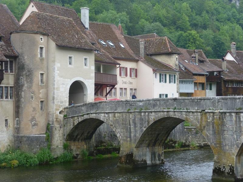 Мост Непомука
