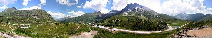 Перевал Симплон