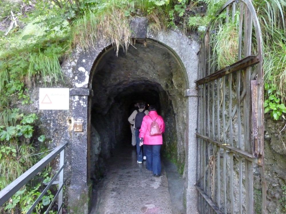 Вход в ущелье реки Аарэ