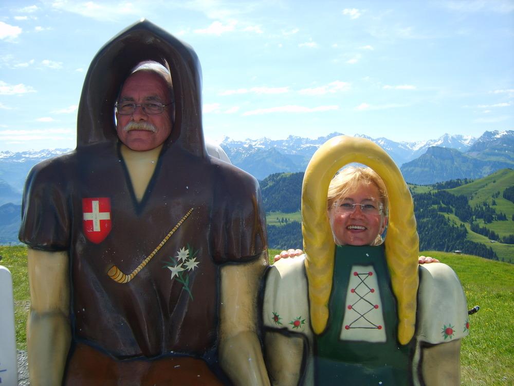 Персональные гиды. Гора Риги