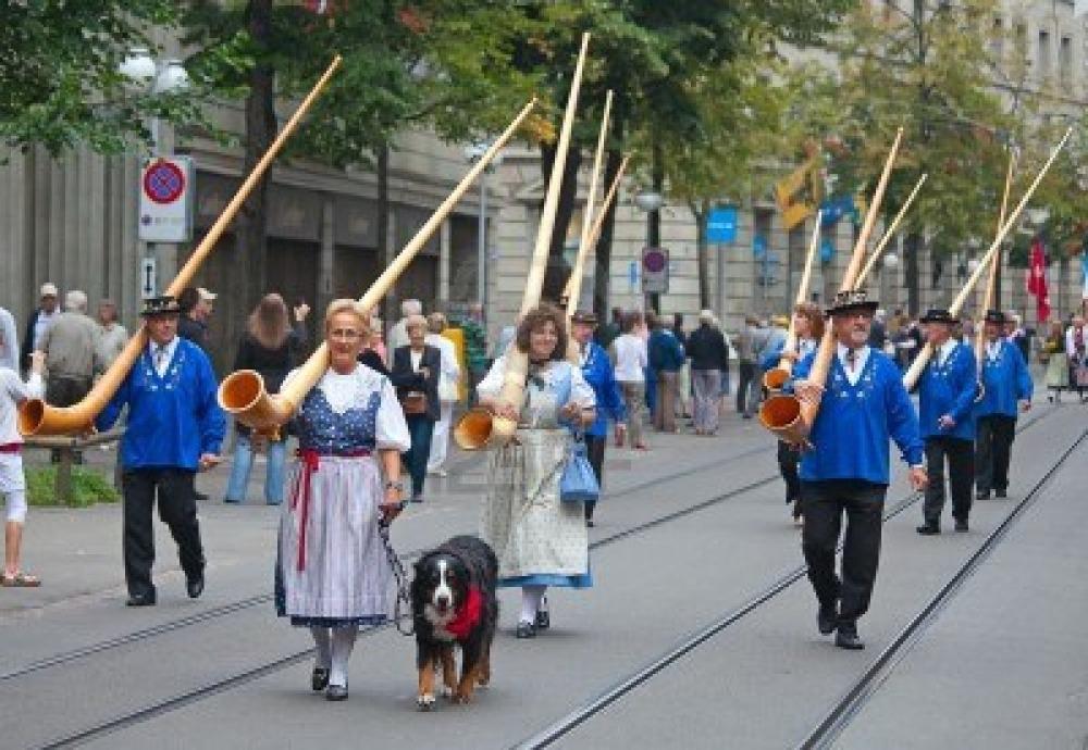Альпхорн-оркестр