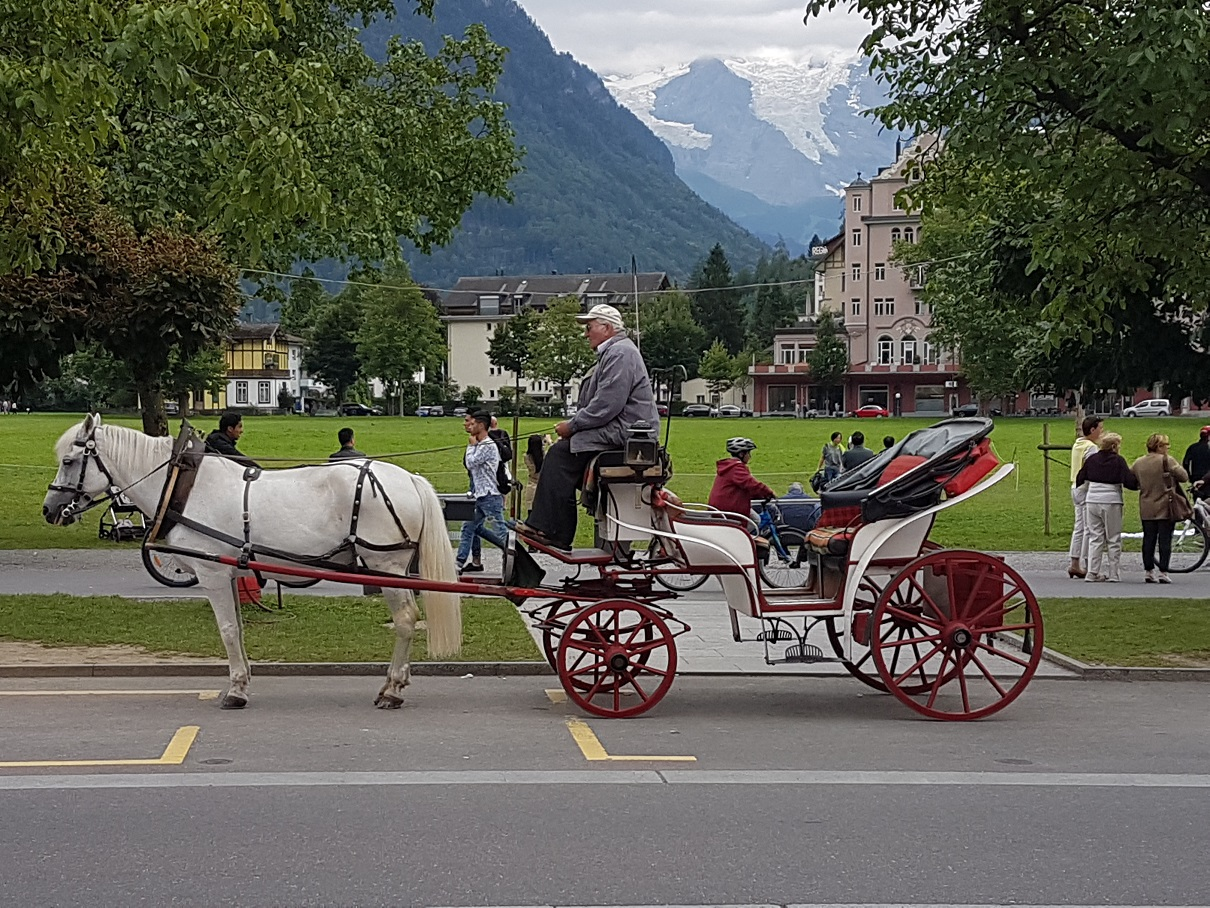 Interlaken Promenade