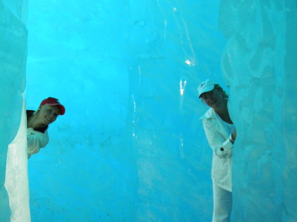 Фурка Ледник