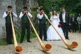 Свадьба под альпхорны