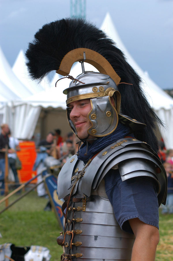 Аугуста Раурика. Древнеримский воин