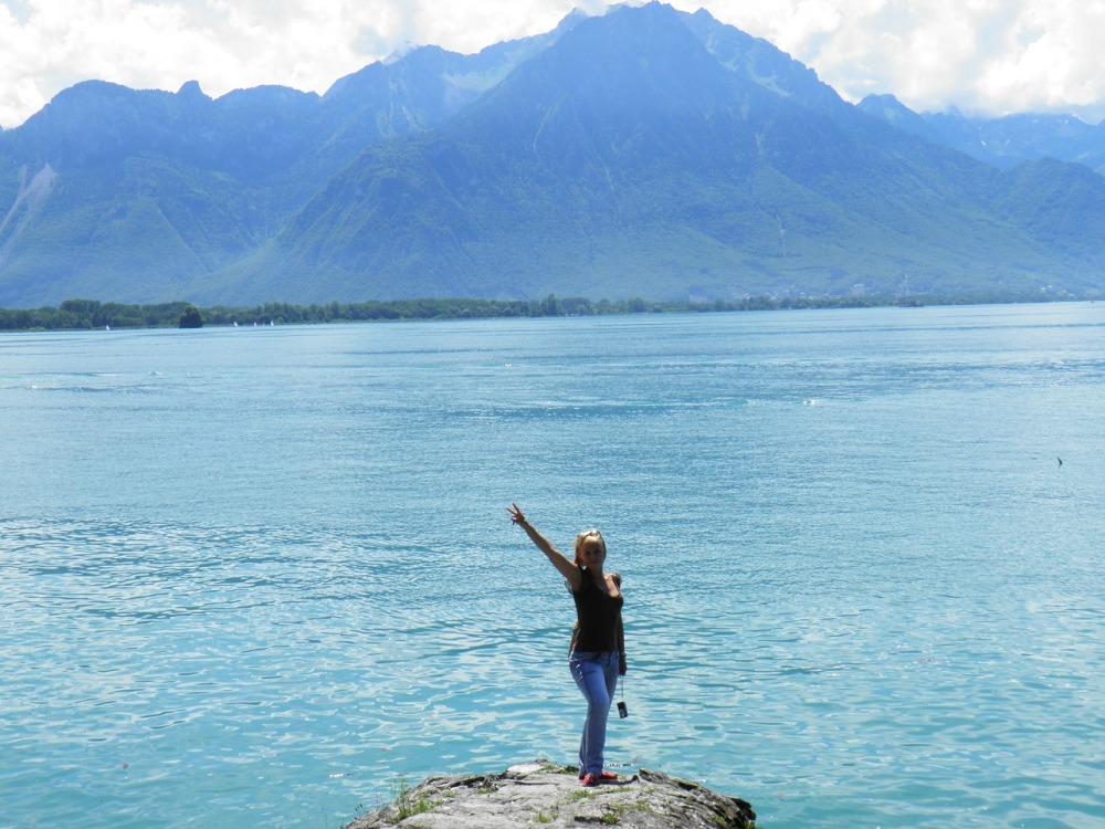 Озеро Лак Лема
