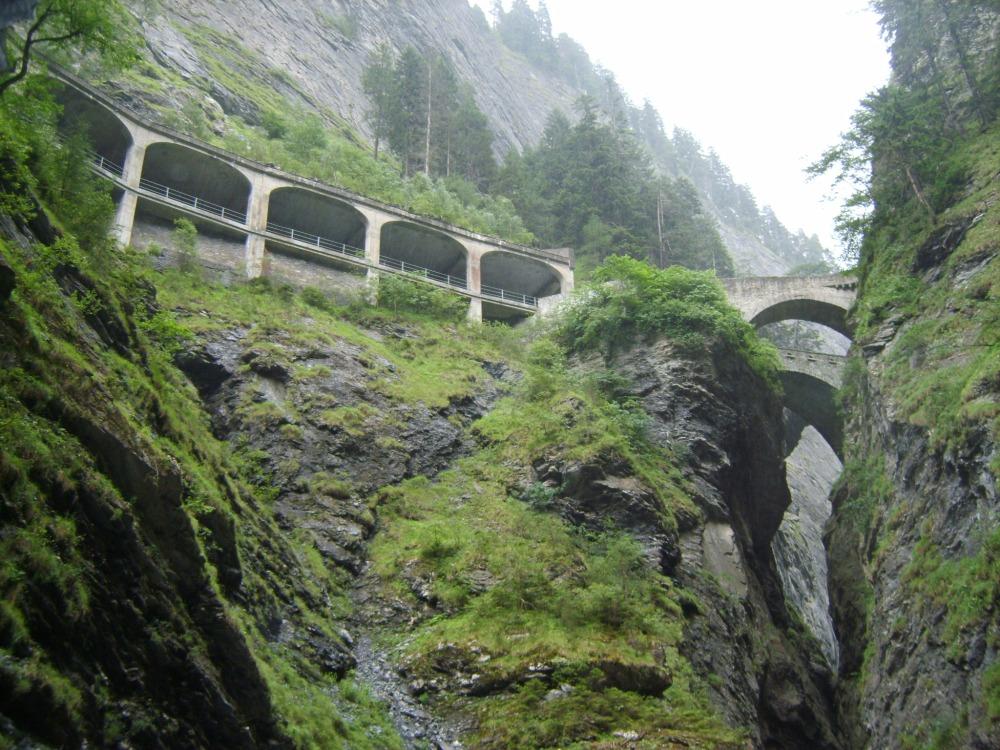 Виамала мост Вильденер