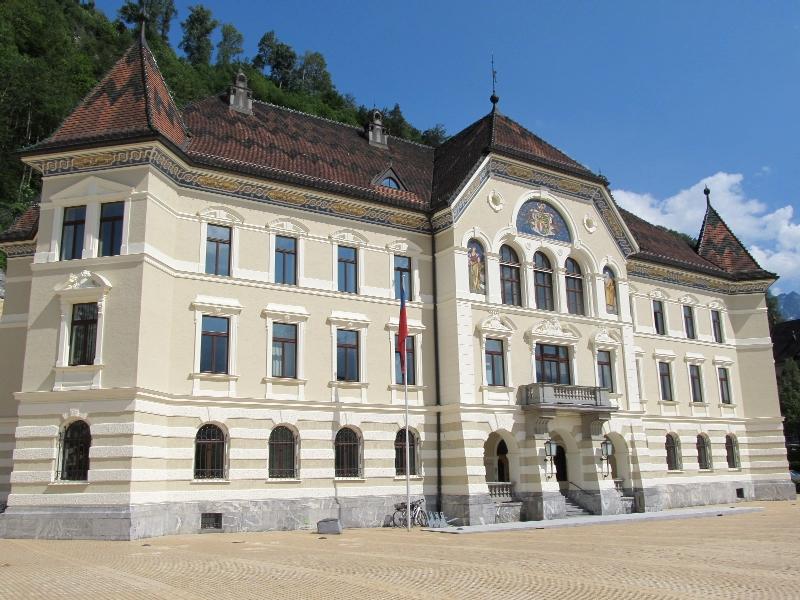 Дом правительства Лихтенштейна