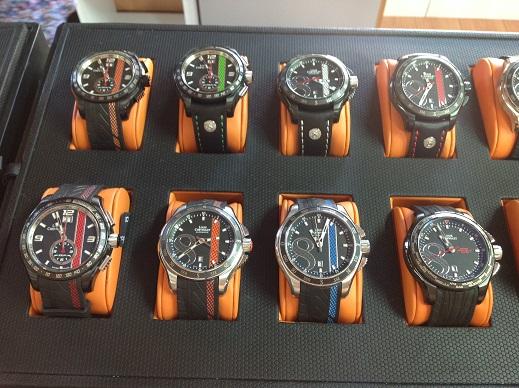 Часы Луи Шевроле