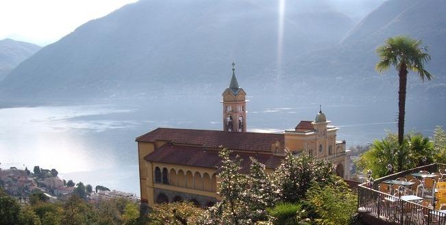 Персональные гиды в Швейцарии. Озеро Лаго Маджоре. Локарно