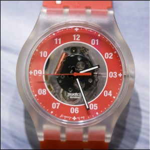Часы Свотч